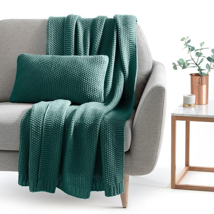 Plaid tricot WESTPORT  La Redoute Interieurs image 0