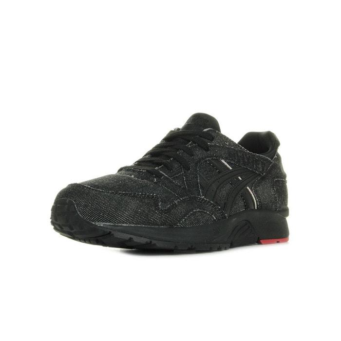 Baskets homme gel lyte v black black  noir/blanc Asics  La Redoute