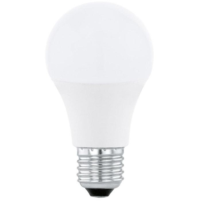 ampoule led standard e27 3000k 10w 60w 806 lumens 3 niveaux d 39 intensit blanc eglo lighting. Black Bedroom Furniture Sets. Home Design Ideas