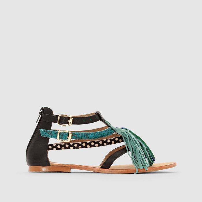 Image Pompom Sandals R studio