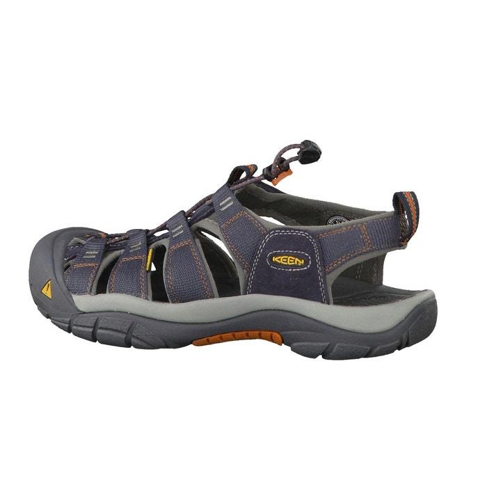 Newport h2 - sandales homme - noir Keen