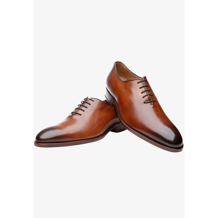 Wholecut en noisette noix Shoepassion