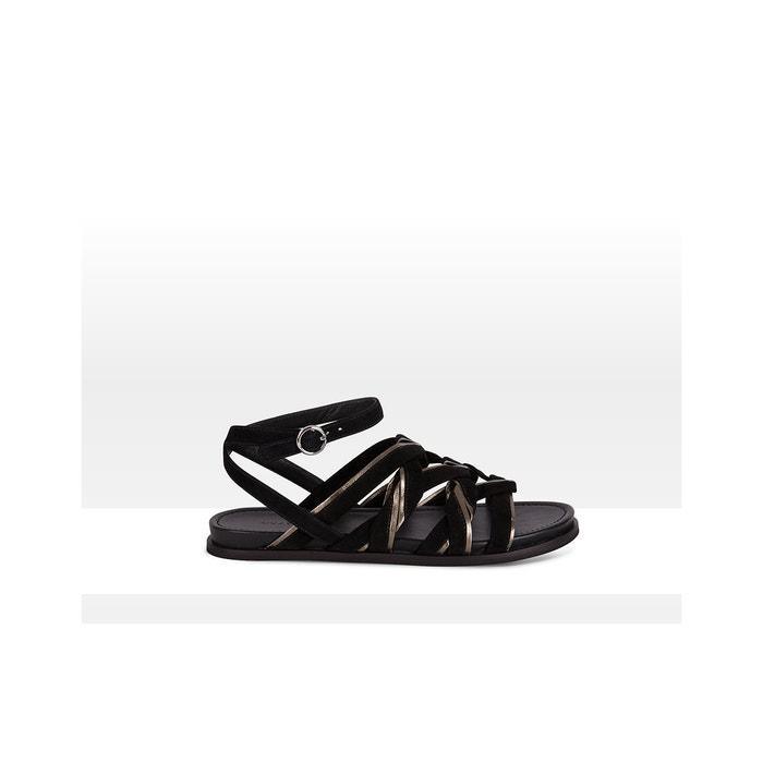 Sandales-alizee  noir What For  La Redoute