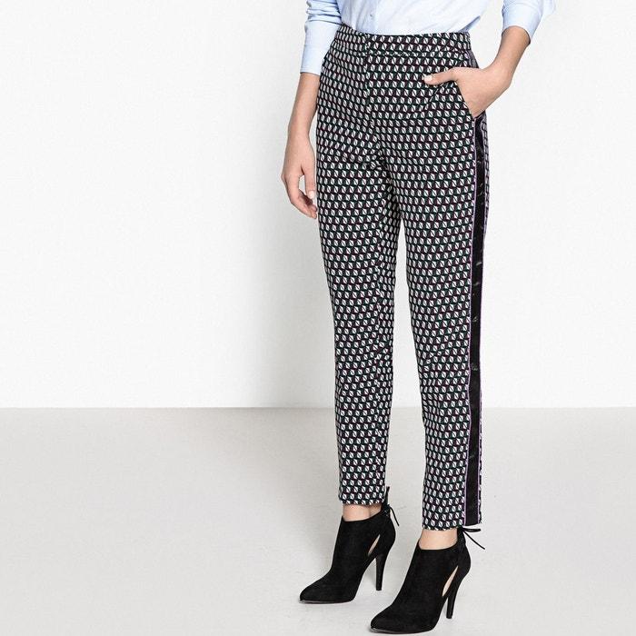 Pantalon 7/8 imprimé géométrique MADEMOISELLE R