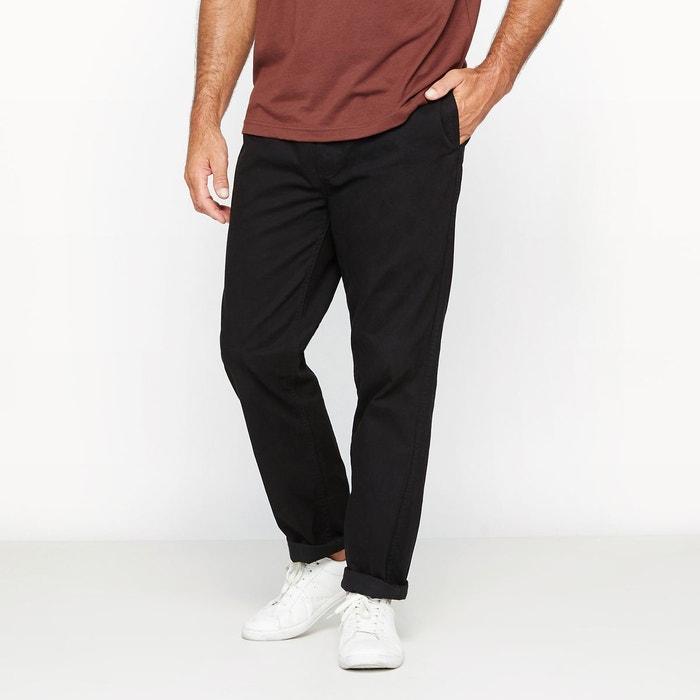 Pantalon droit en coton CASTALUNA FOR MEN