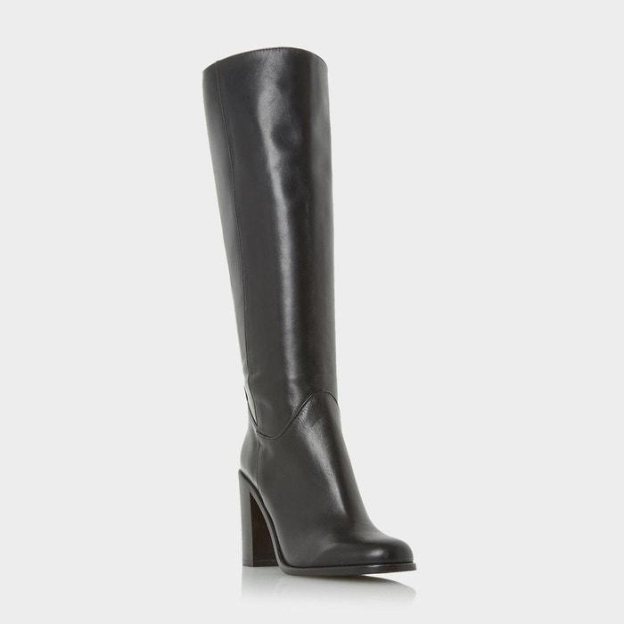 Round toe knee high boot Livraison Gratuite Le Meilleur Gros Acheter Qualité Supérieure Pas Cher FiPri