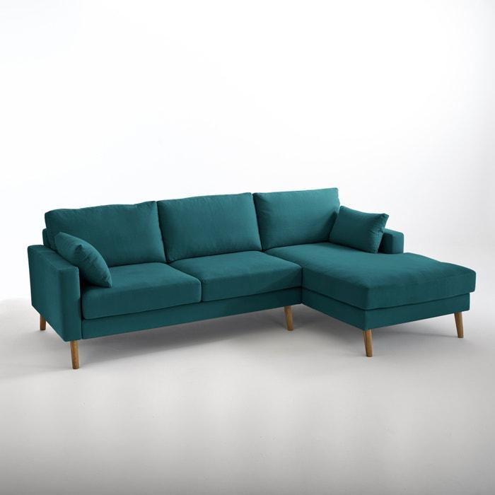 Image Canapé d'angle fixe Stockholm, confort Excellence La Redoute Interieurs