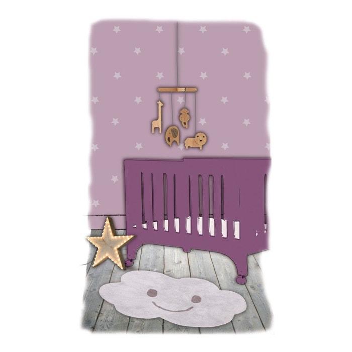 nuage nimbus gris lavable chambre bebe nattiot la redoute. Black Bedroom Furniture Sets. Home Design Ideas