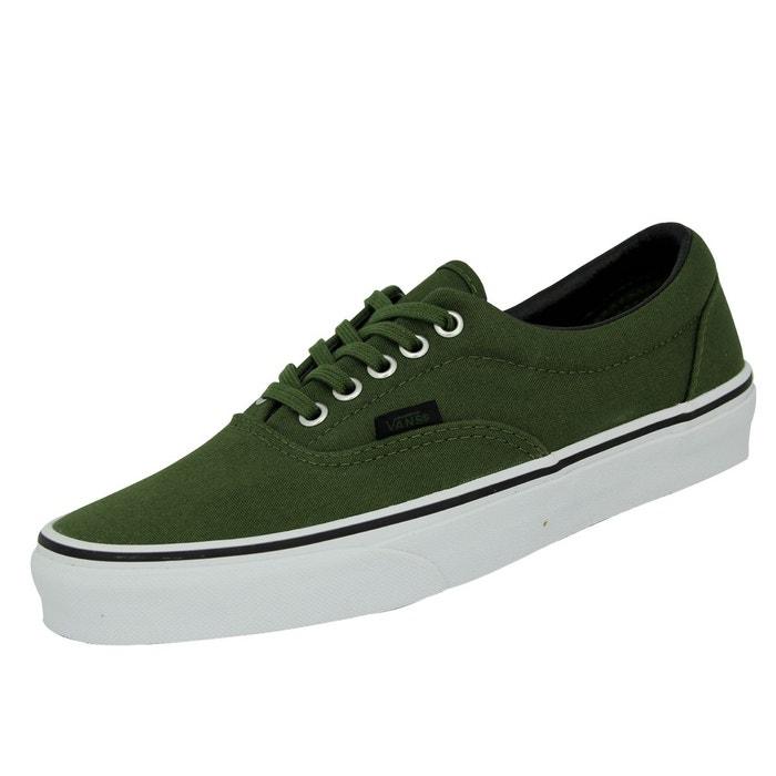 Vans U ERA Chaussures Mode Sneakers Homme Vert VANS