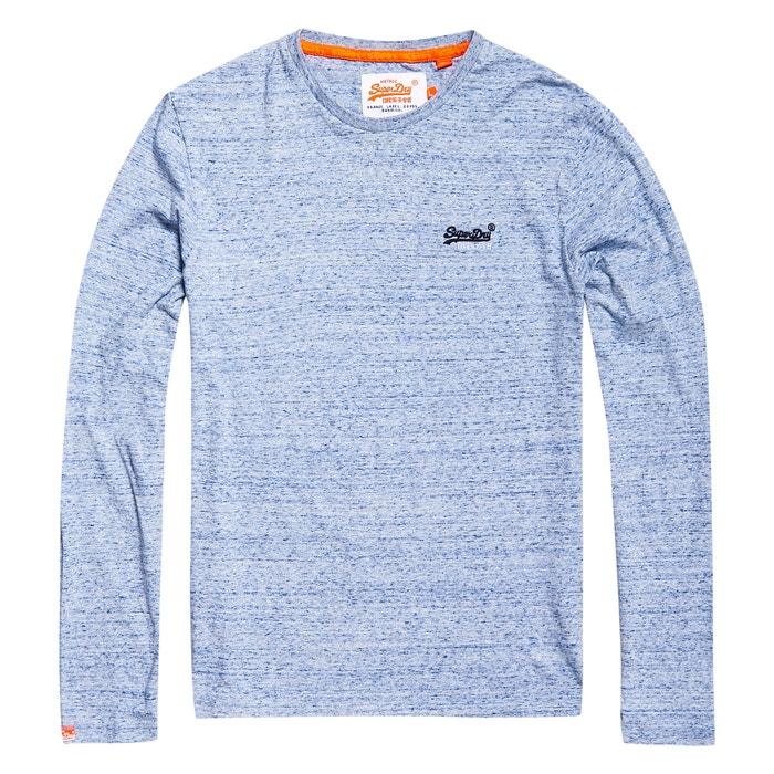 T-shirt scollo rotondo maniche lunghe  SUPERDRY image 0
