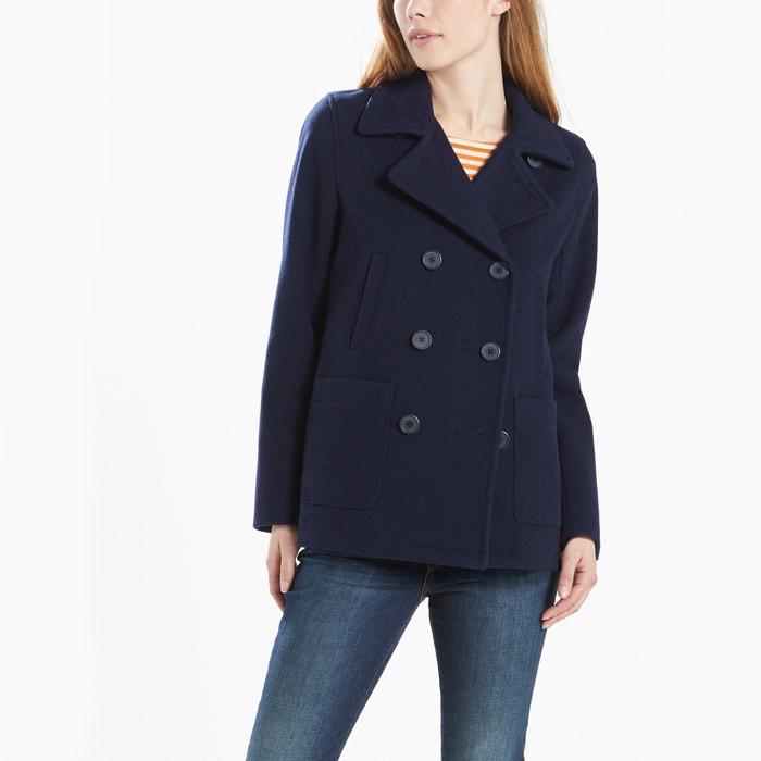 Image Lidia Wool Blend Pea Coat LEVI'S