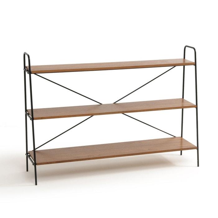 tag re basse vintage watford noyer la redoute interieurs la redoute. Black Bedroom Furniture Sets. Home Design Ideas