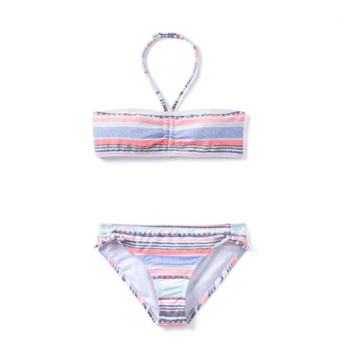 afbeelding Gestreepte bikini 8 - 10 jr Roxy® ROXY