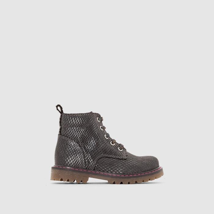 afbeelding Boots met slang effect SABOA BOPY