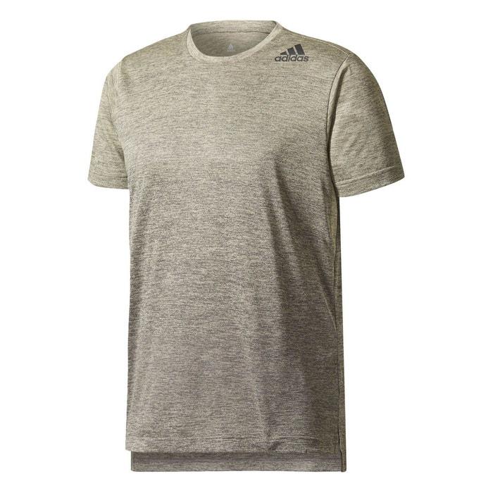 T-shirt freelift grad gris Adidas   La Redoute 0a9ed2436d8f