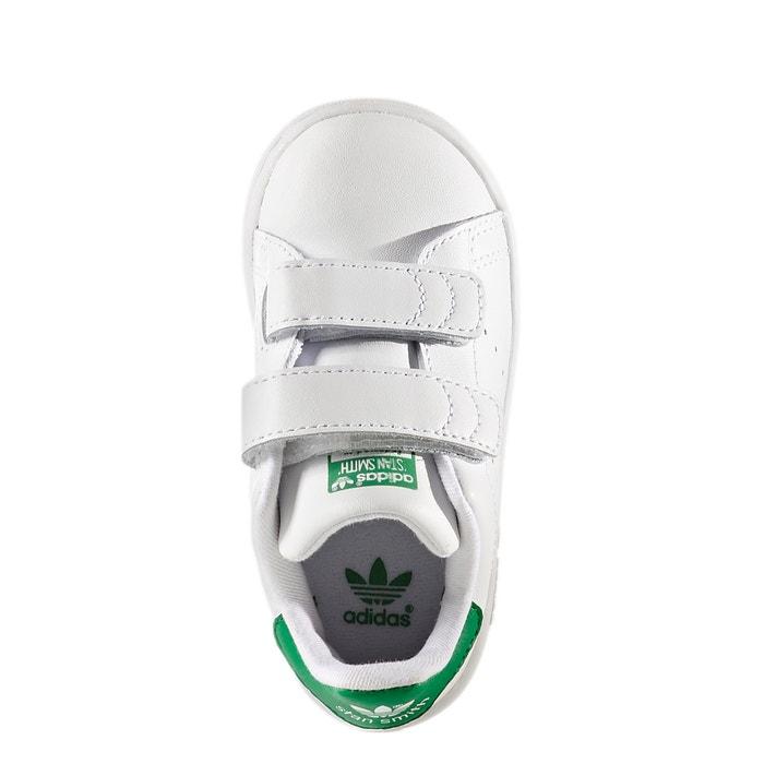 Zapatillas con tira autoadherente Stan Smith CF I  Adidas originals image 0