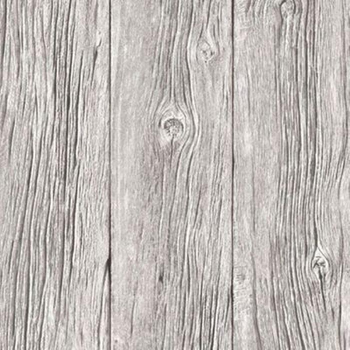 Papier Peint Planches De Bois Cendrées Gris Koziel La Redoute