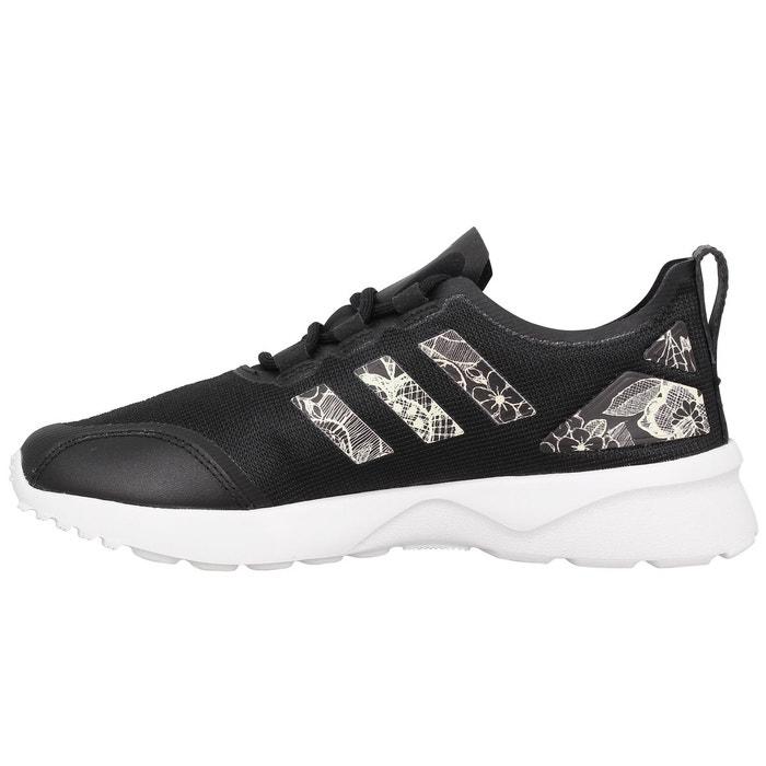 Baskets femme adidas zx flux adv-36-black black black Adidas