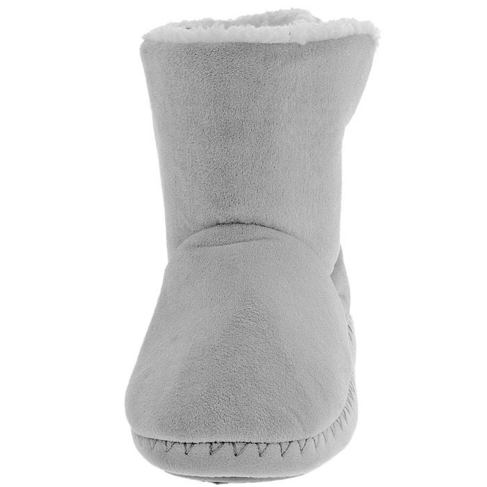 Mule doublée adulte style peau laine Sensei La Maison Du Coton