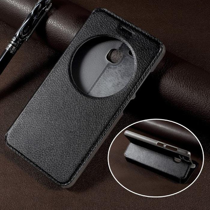 Housse Asus Zenfone Zoom S Ze553kl Portefeuille AMAHOUSSE Image 0