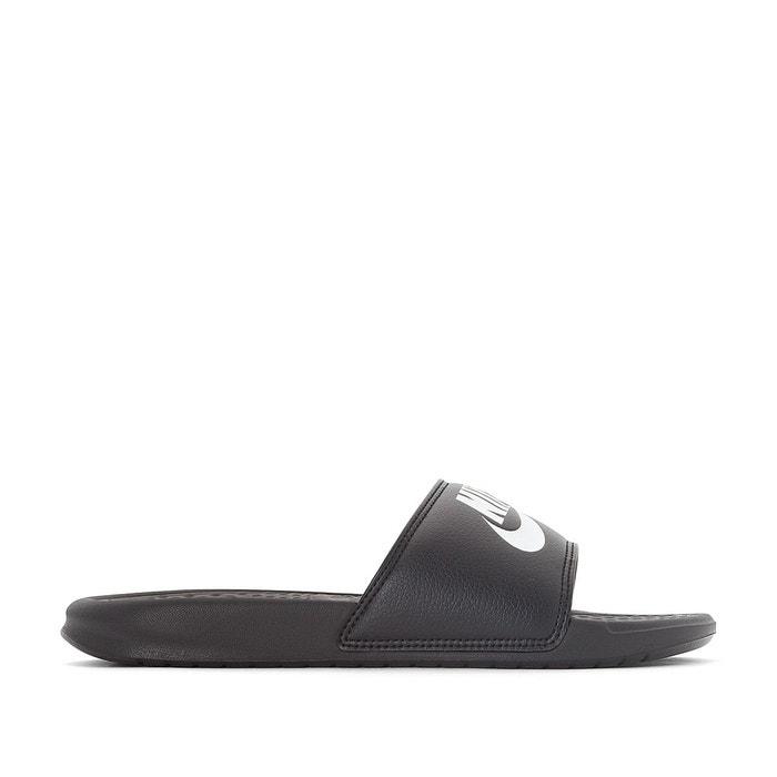 Mules benassi jdi  noir Nike  La Redoute