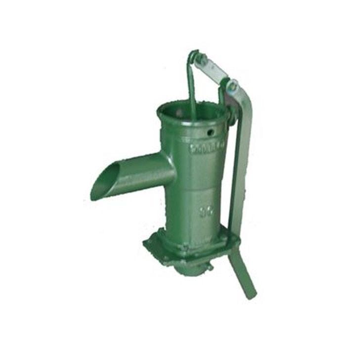 Pompe eau a 90 en fonte grillot couleur unique habitat for Amorcer pompe piscine