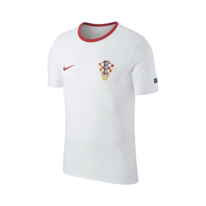 Blancla Croatie Shirt Nike Bcoedx Crest T Redoute TK1cu3F5Jl
