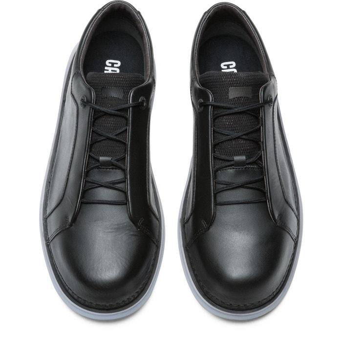 Nixie k100176-009 chaussures casual homme noir Camper
