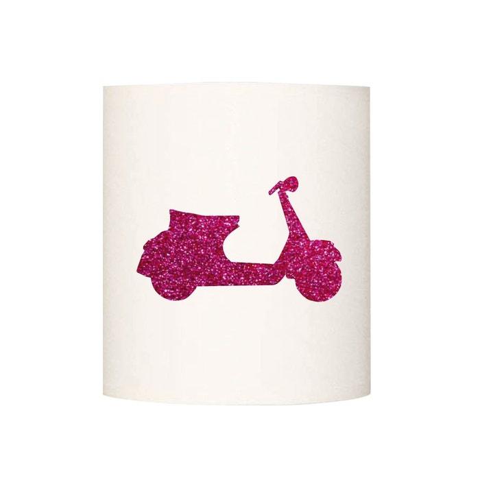 applique scooter etoiles rose lilipouce la redoute. Black Bedroom Furniture Sets. Home Design Ideas