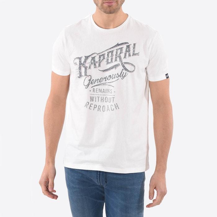 Short-Sleeved Crew Neck T-Shirt  KAPORAL 5 image 0