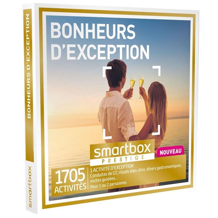 Bonheurs Dexception Coffret Cadeau