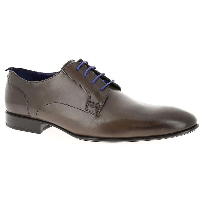 Azzaro MONFORT anthracite - Livraison Gratuite avec - Chaussures Richelieu Homme