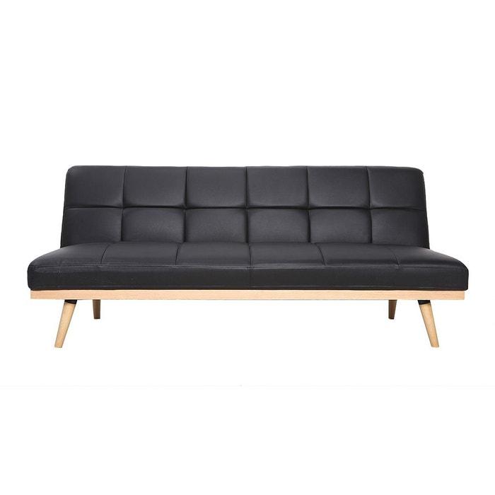 canap convertible 3 places lagon sikko miliboo la redoute. Black Bedroom Furniture Sets. Home Design Ideas