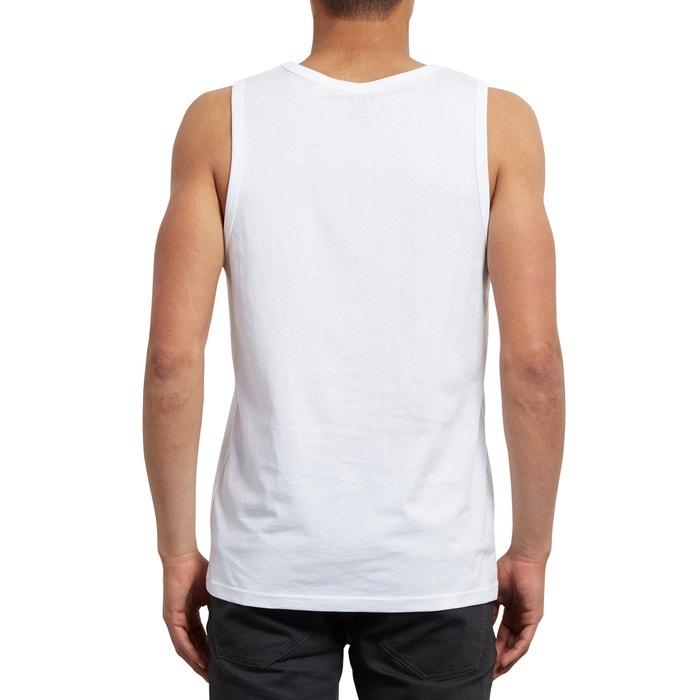 Camiseta redondo cuello mangas sin el VOLCOM con qOnCzWwd