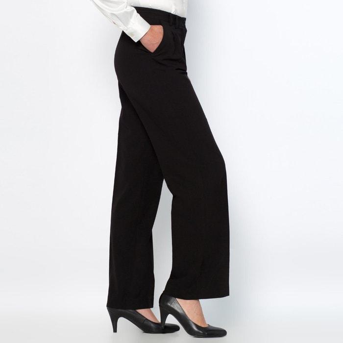 Image Pantalon à pinces, confort stretch ANNE WEYBURN