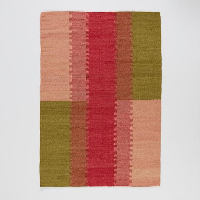 tapis style kilim ourgo multicolore am pm la redoute. Black Bedroom Furniture Sets. Home Design Ideas