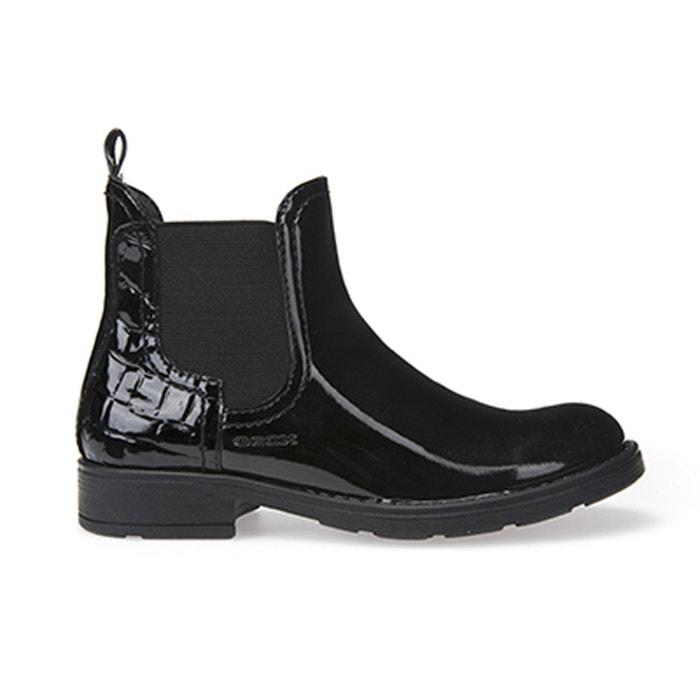"Bild Chelsea-Boots ""J Sofia A"", Lackoptik GEOX"