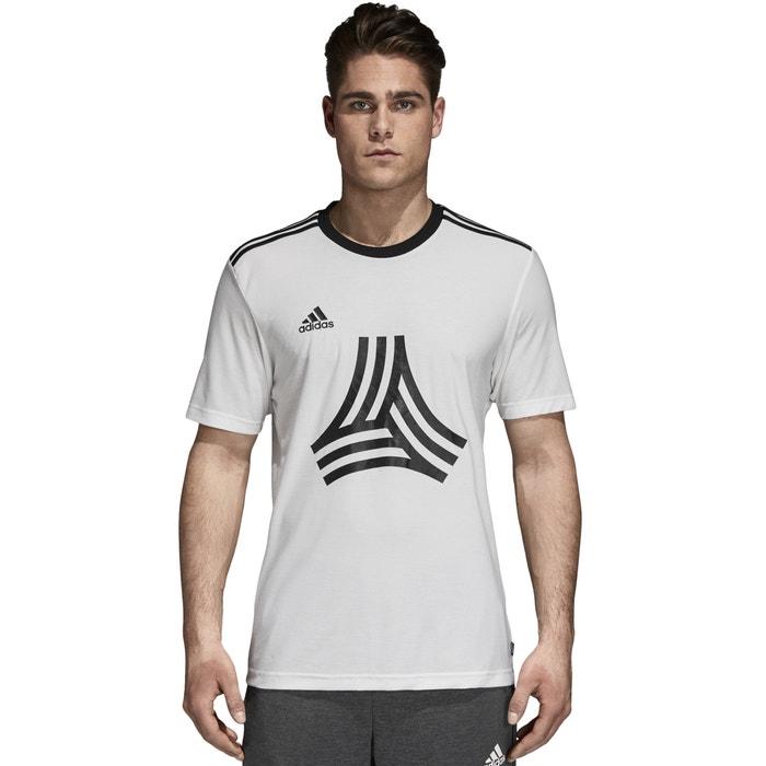 T-shirt scollo rotondo maniche corte fantasia davanti  ADIDAS PERFORMANCE image 0