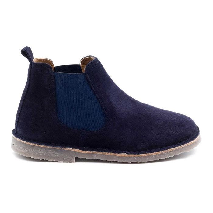 site réputé gamme exceptionnelle de styles sortie en ligne Boni Benoit - chaussure enfant en daim