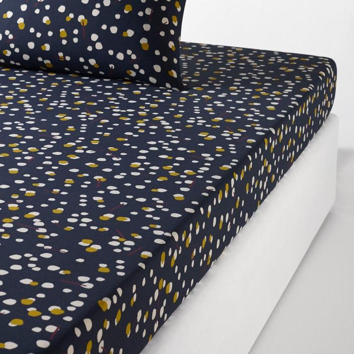 Lenzuolo con angoli cotone QANIK  La Redoute Interieurs image 0