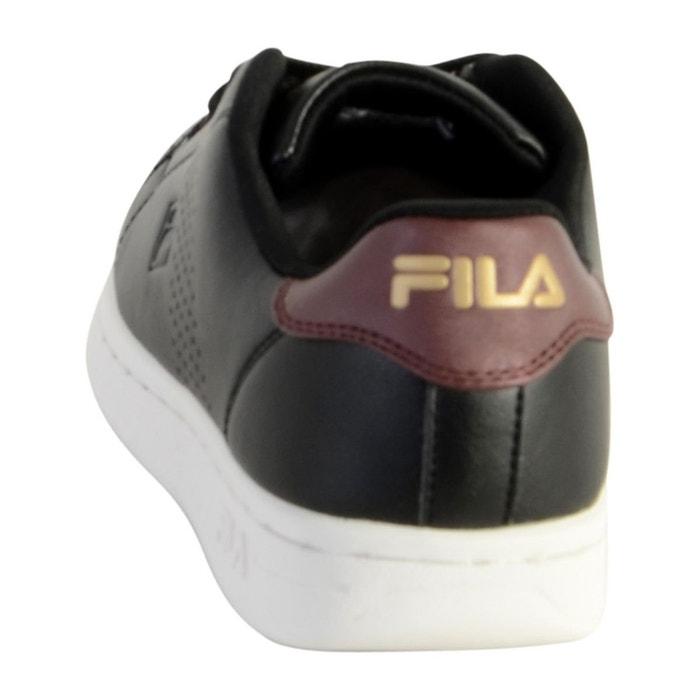 Basket crosscourt 2f low wmn black noir Fila