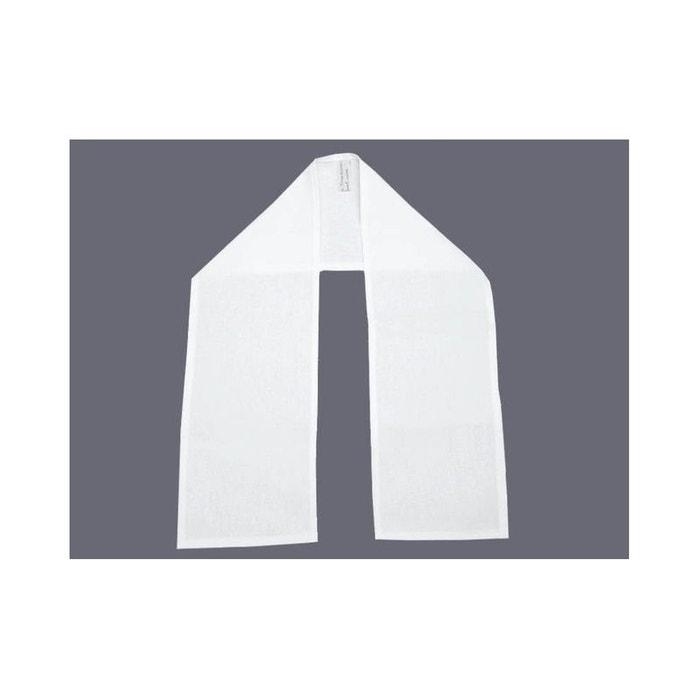 Etole de baptême coton blanc blanc Poussin Bleu   La Redoute 5950de15aaf