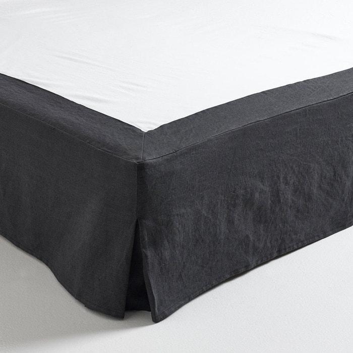 cache sommier en chanvre lav lin o am pm la redoute. Black Bedroom Furniture Sets. Home Design Ideas