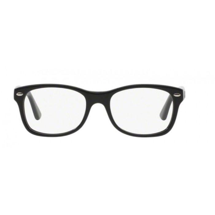 Lunettes de vue pour enfant ray ban noir ry 1528 3542 48/16 noir Ray Prix De Gros SOLxfgKf0