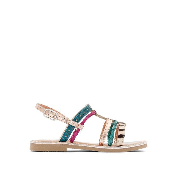 Hodia Leather Sandals