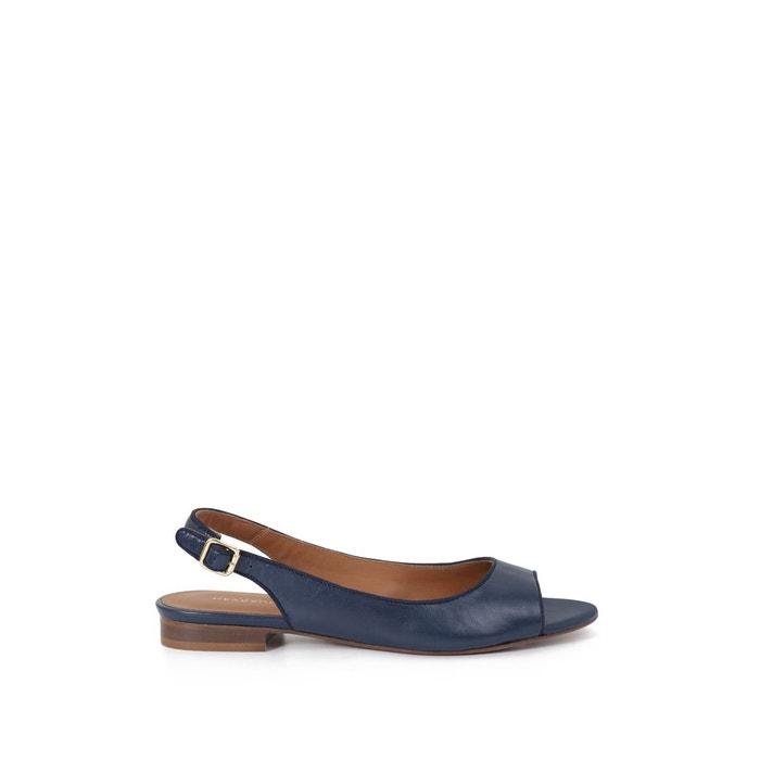 Sandale edma  bleu Heyraud  La Redoute