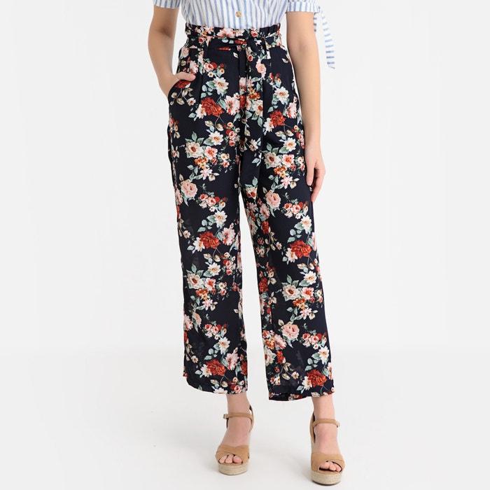 297bd70f9e Biarritz high waist wide leg trousers, length 27.5