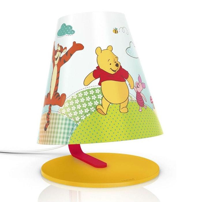 Charmant Lampe De Chevet Winnie #7: PHILIPS - DISNEY - Lampe De Chevet LED Winnie Lu0027Ourson H24cm | La Redoute