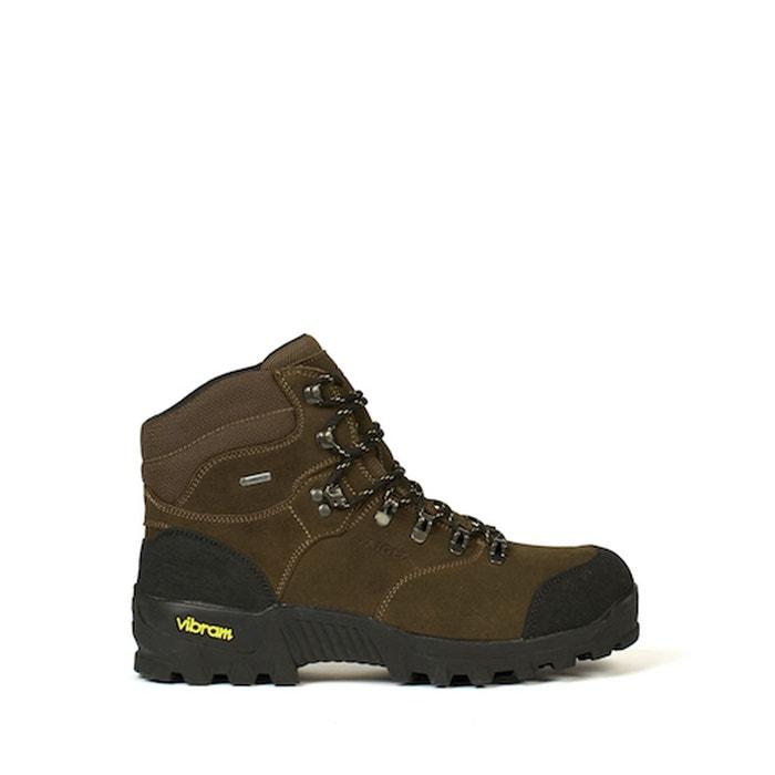 25ec1b2e2ac0df Boots en cuir gore-tex® altavio mid gore-tex Aigle | La Redoute