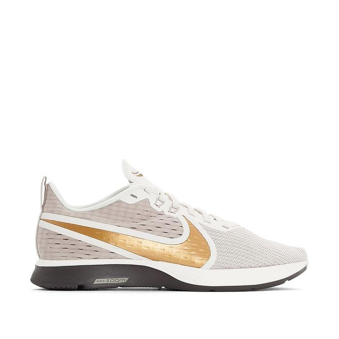 quality design 359c3 9b119 Baskets running zoom strike 2 beige Nike   La Redoute